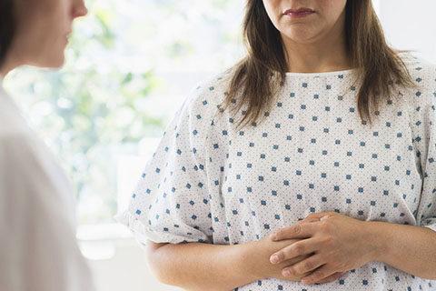 Биопсия на маточна шийка