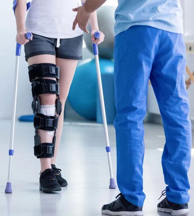 Благоприятният ефект на кинезитерапията при заболявания в резултат на травми и ортопедични операции