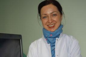 Д-р Галя Музикаджиева